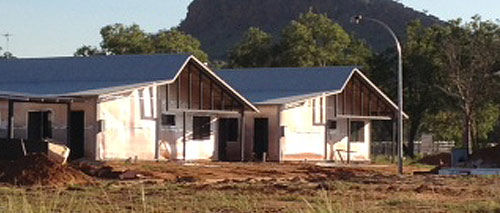 East Kimberley Development Package Transitional Housing-Kununurra
