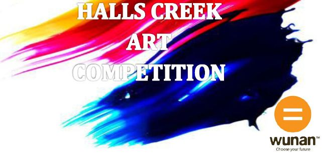 Halls Creek Art Competition